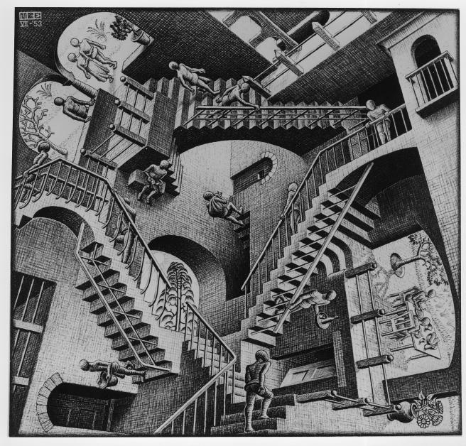 nhW5n4lspNC-9spVP2HKvA-Escher+-+Relativity.jpg